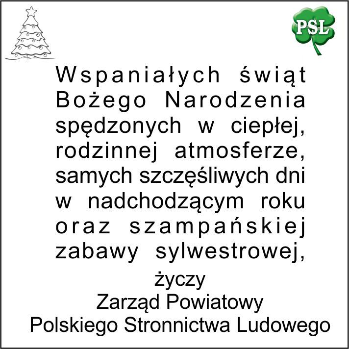 PSL_zyczy