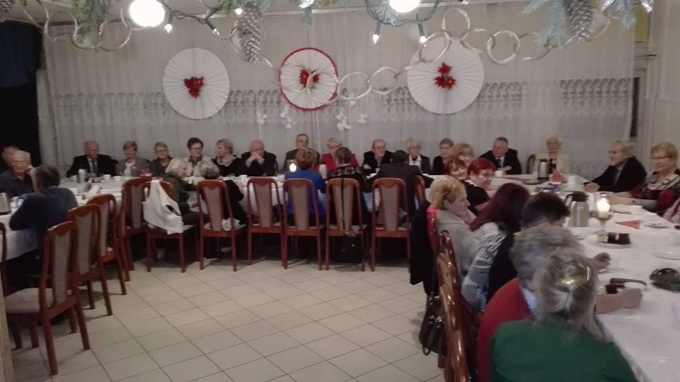 Wigilia Stowarzyszenia Kresowiaków Południowo-Wschodnich